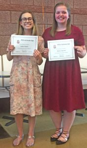 pta scholarship winners