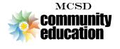 MCSD Community ed