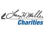 Larry H. Miller Charities logo