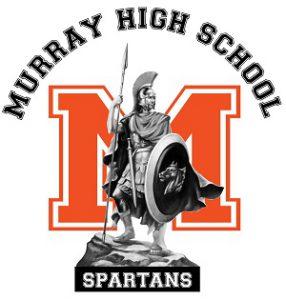Murray High Spartan logo