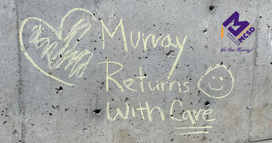 Murray Returns with Care Graphic